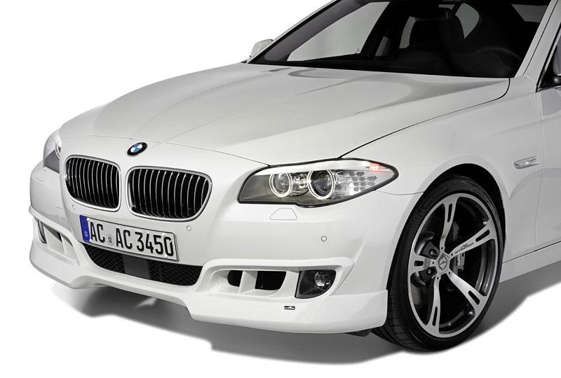 BMW 5 (F10): úprava od AC Schnitzer, fáze 1: - fotka 16