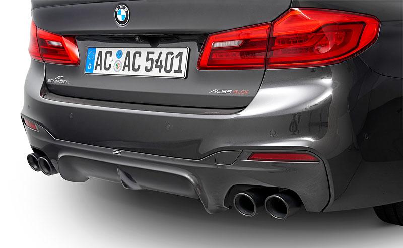 AC Schnitzer začíná ladit sedmou generaci BMW řady 5: - fotka 21