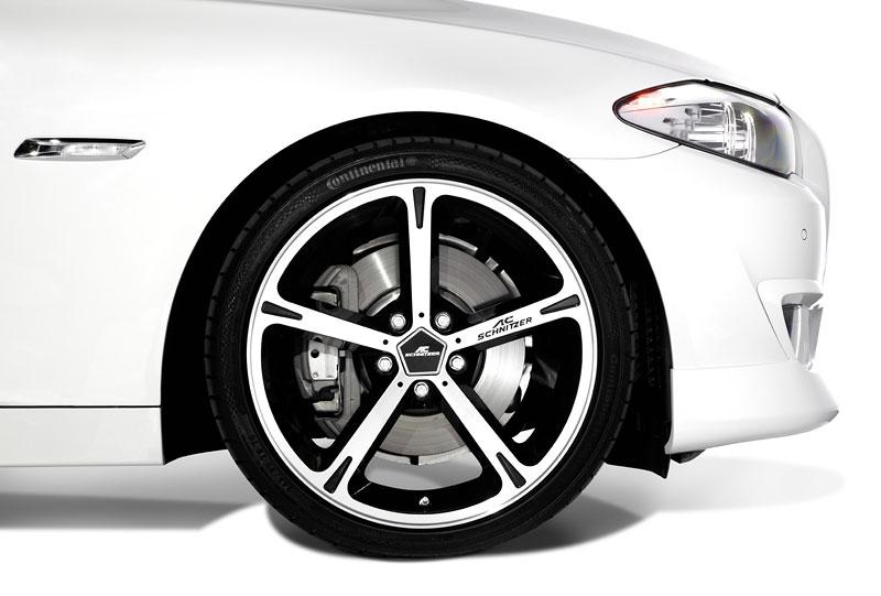 BMW 5 (F10): úprava od AC Schnitzer, fáze 1: - fotka 21