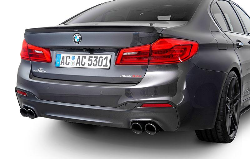 AC Schnitzer začíná ladit sedmou generaci BMW řady 5: - fotka 24