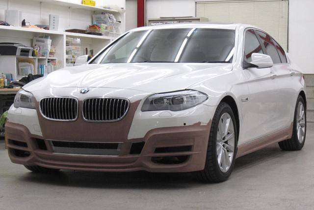 Wald International BMW 5 Black Bison: pětka na japonský způsob: - fotka 4