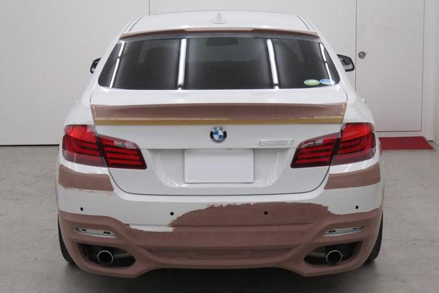 Wald International BMW 5 Black Bison: pětka na japonský způsob: - fotka 5