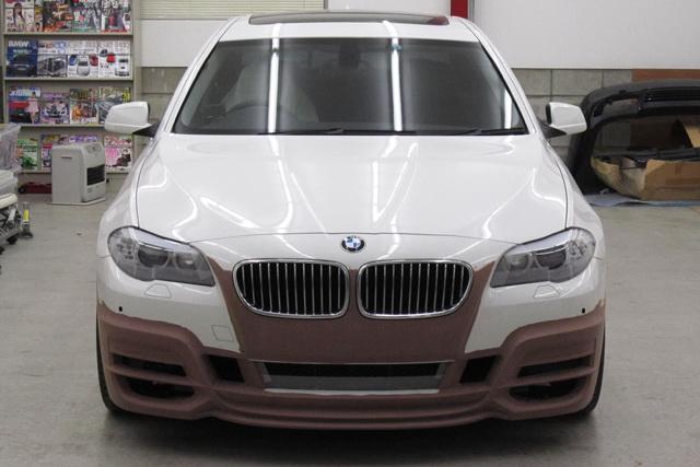 Wald International BMW 5 Black Bison: pětka na japonský způsob: - fotka 7