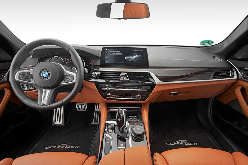 AC Schnitzer začíná ladit sedmou generaci BMW řady 5: - fotka 25