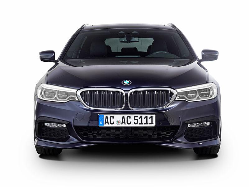 AC Schnitzer začíná ladit sedmou generaci BMW řady 5: - fotka 27