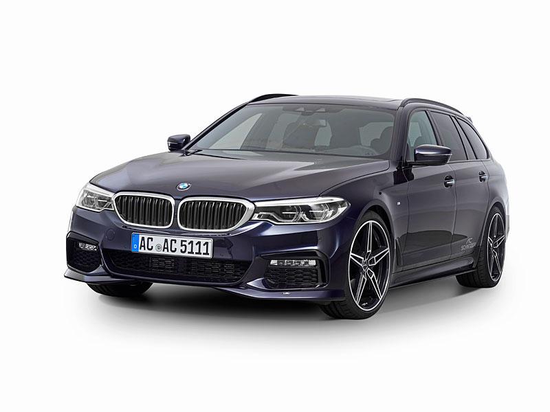 AC Schnitzer začíná ladit sedmou generaci BMW řady 5: - fotka 28