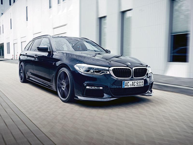 AC Schnitzer začíná ladit sedmou generaci BMW řady 5: - fotka 29