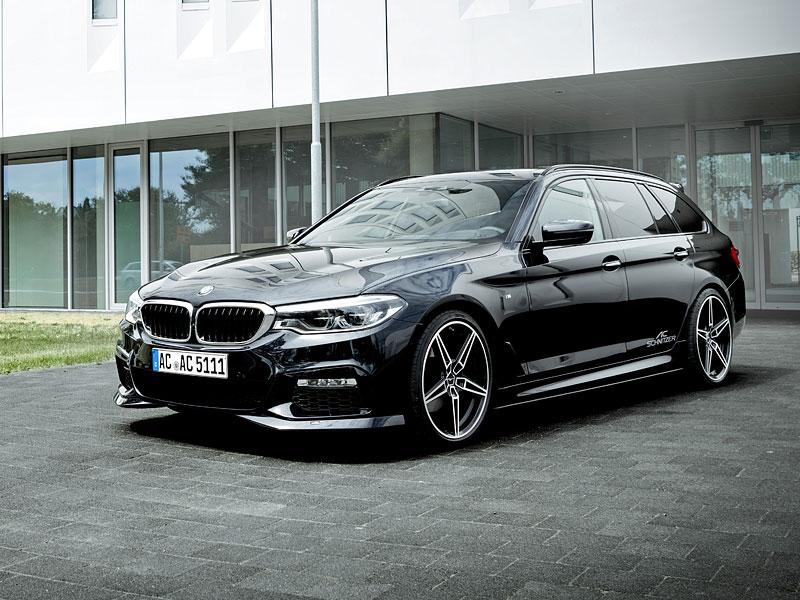 AC Schnitzer začíná ladit sedmou generaci BMW řady 5: - fotka 30