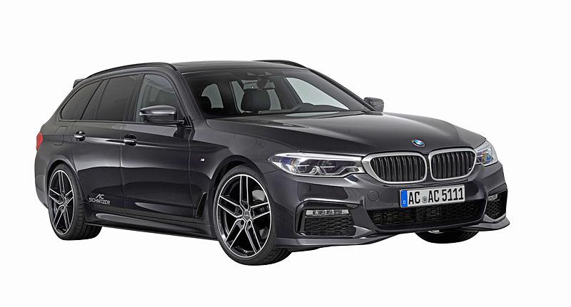 AC Schnitzer začíná ladit sedmou generaci BMW řady 5: - fotka 31