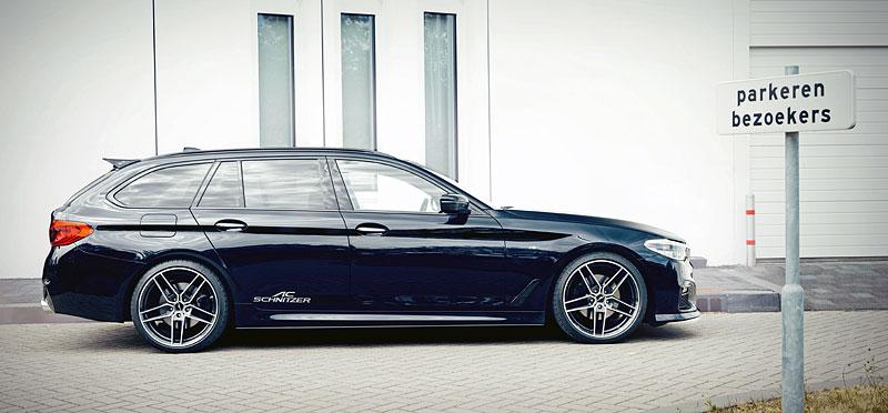 AC Schnitzer začíná ladit sedmou generaci BMW řady 5: - fotka 32