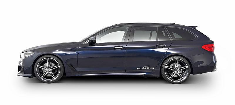 AC Schnitzer začíná ladit sedmou generaci BMW řady 5: - fotka 33