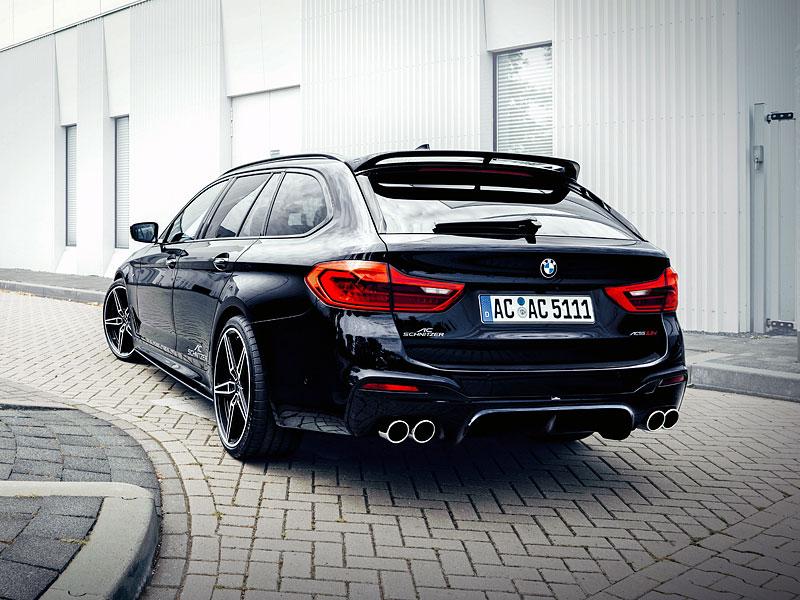 AC Schnitzer začíná ladit sedmou generaci BMW řady 5: - fotka 34