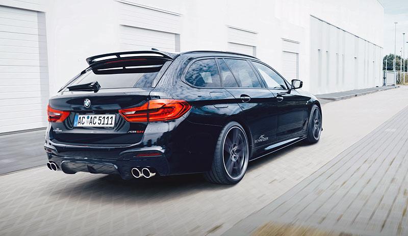 AC Schnitzer začíná ladit sedmou generaci BMW řady 5: - fotka 35