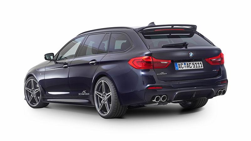 AC Schnitzer začíná ladit sedmou generaci BMW řady 5: - fotka 36