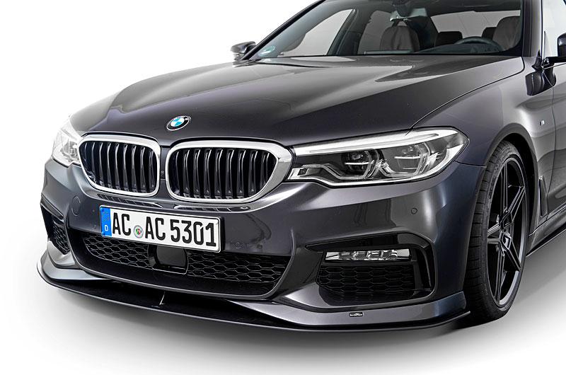 AC Schnitzer začíná ladit sedmou generaci BMW řady 5: - fotka 41