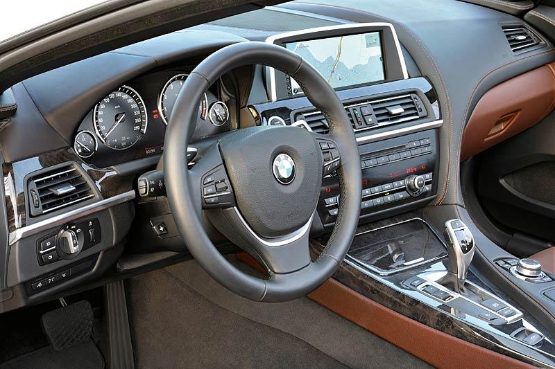 Nové BMW řady 6 se představuje jako kabriolet (+ velká fotogalerie): - fotka 1