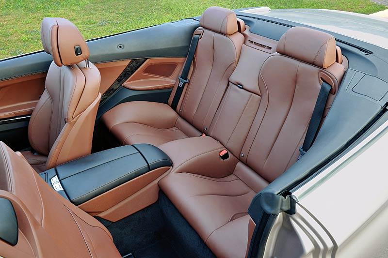 Nové BMW řady 6 se představuje jako kabriolet (+ velká fotogalerie): - fotka 3