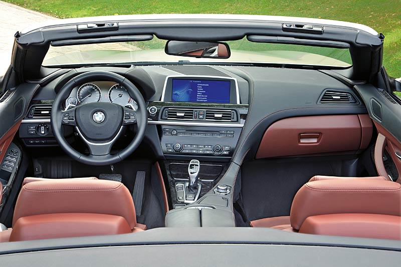 Nové BMW řady 6 se představuje jako kabriolet (+ velká fotogalerie): - fotka 4