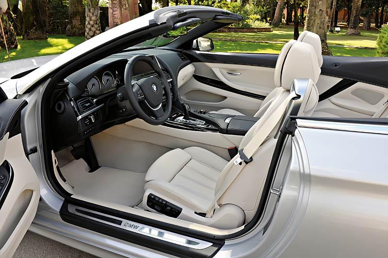 Nové BMW řady 6 se představuje jako kabriolet (+ velká fotogalerie): - fotka 5