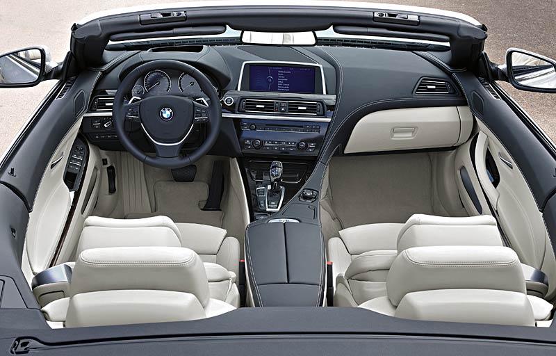 Nové BMW řady 6 se představuje jako kabriolet (+ velká fotogalerie): - fotka 9