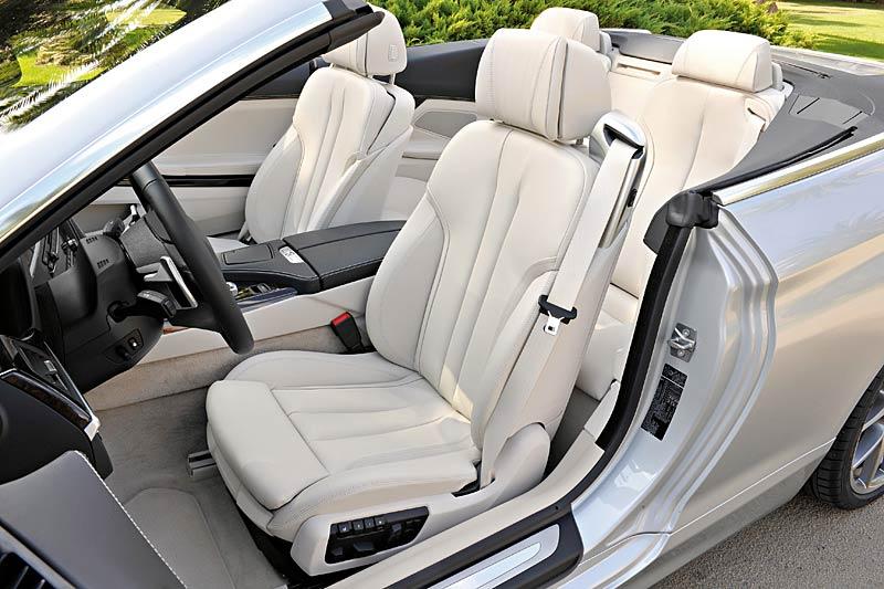 Nové BMW řady 6 se představuje jako kabriolet (+ velká fotogalerie): - fotka 10
