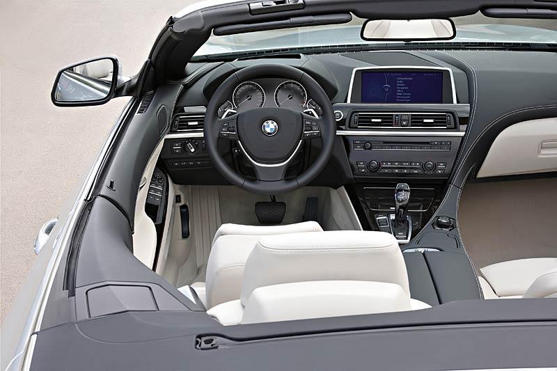 Nové BMW řady 6 se představuje jako kabriolet (+ velká fotogalerie): - fotka 11