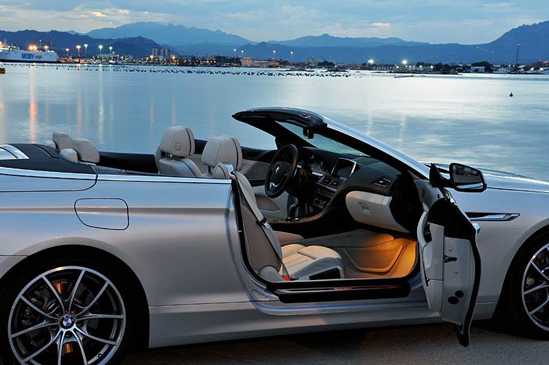 Nové BMW řady 6 se představuje jako kabriolet (+ velká fotogalerie): - fotka 12