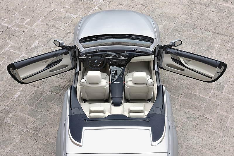 Nové BMW řady 6 se představuje jako kabriolet (+ velká fotogalerie): - fotka 16