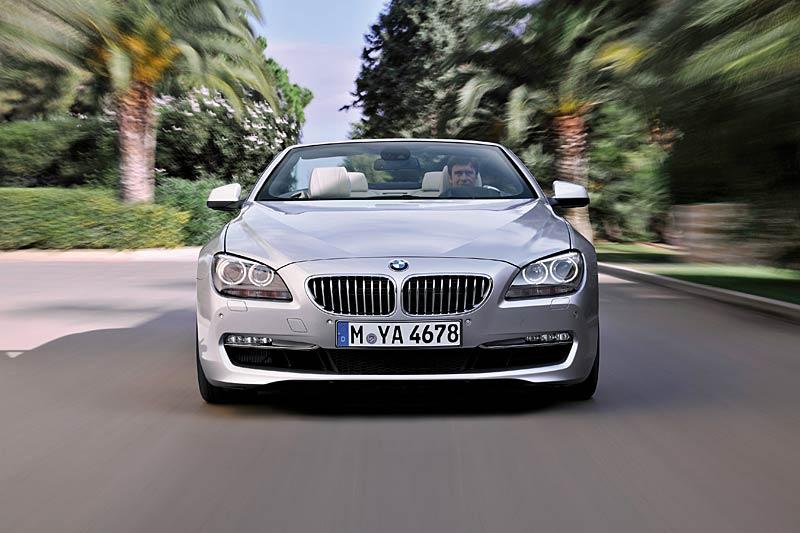 Nové BMW řady 6 se představuje jako kabriolet (+ velká fotogalerie): - fotka 17