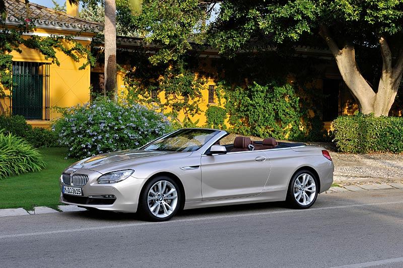 Nové BMW řady 6 se představuje jako kabriolet (+ velká fotogalerie): - fotka 18