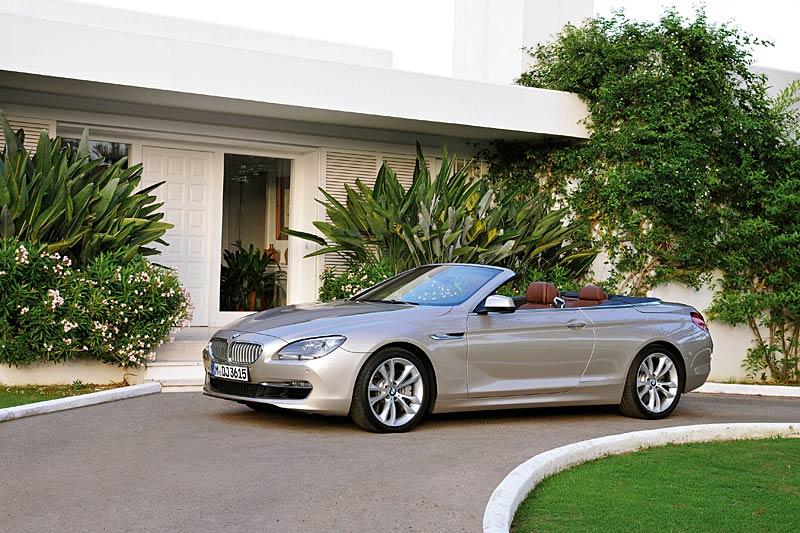 Nové BMW řady 6 se představuje jako kabriolet (+ velká fotogalerie): - fotka 19