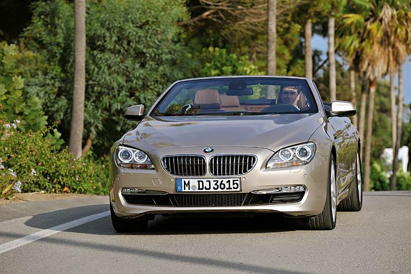 Nové BMW řady 6 se představuje jako kabriolet (+ velká fotogalerie): - fotka 20