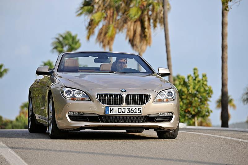 Nové BMW řady 6 se představuje jako kabriolet (+ velká fotogalerie): - fotka 21