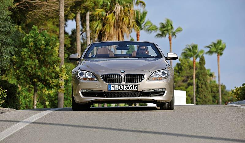 Nové BMW řady 6 se představuje jako kabriolet (+ velká fotogalerie): - fotka 22