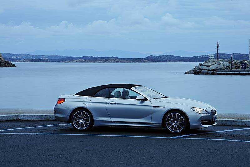 Nové BMW řady 6 se představuje jako kabriolet (+ velká fotogalerie): - fotka 23