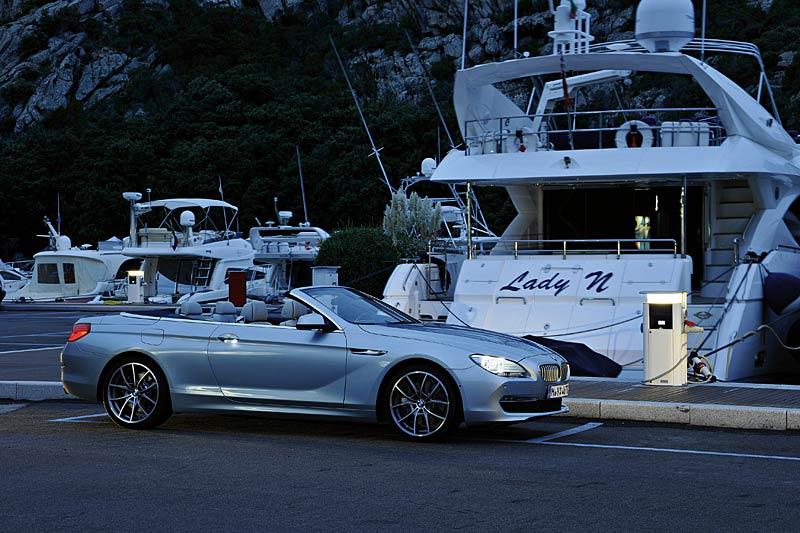 Nové BMW řady 6 se představuje jako kabriolet (+ velká fotogalerie): - fotka 24