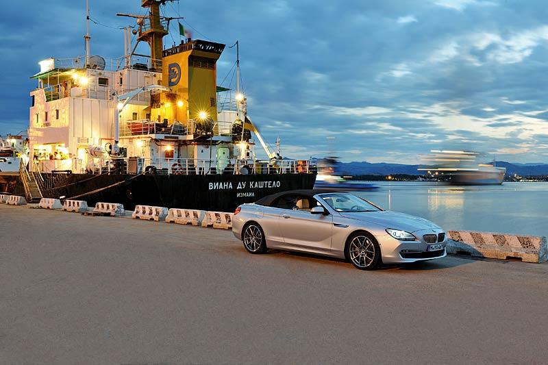 Nové BMW řady 6 se představuje jako kabriolet (+ velká fotogalerie): - fotka 25