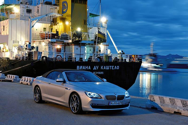 Nové BMW řady 6 se představuje jako kabriolet (+ velká fotogalerie): - fotka 26