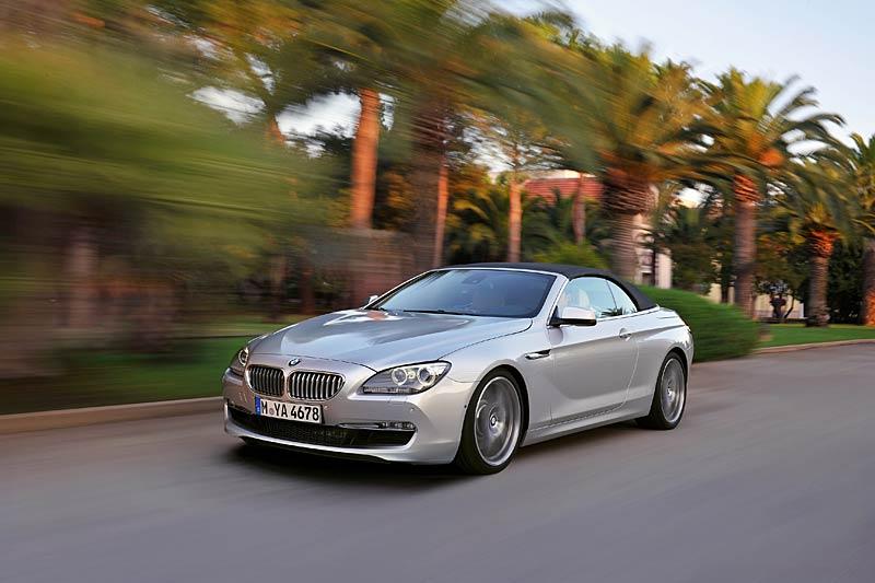 Nové BMW řady 6 se představuje jako kabriolet (+ velká fotogalerie): - fotka 27