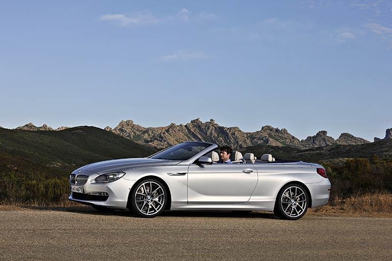 Nové BMW řady 6 se představuje jako kabriolet (+ velká fotogalerie): - fotka 28