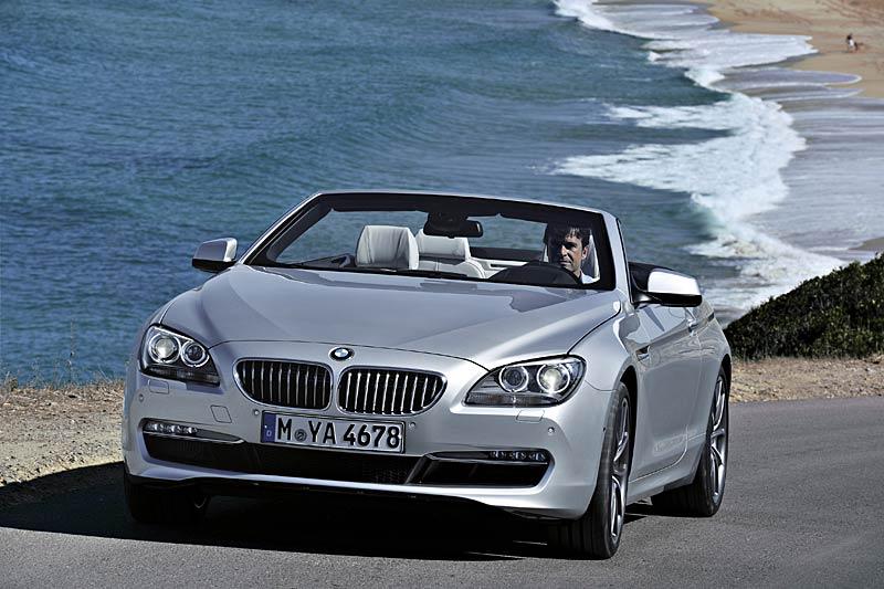 Nové BMW řady 6 se představuje jako kabriolet (+ velká fotogalerie): - fotka 29