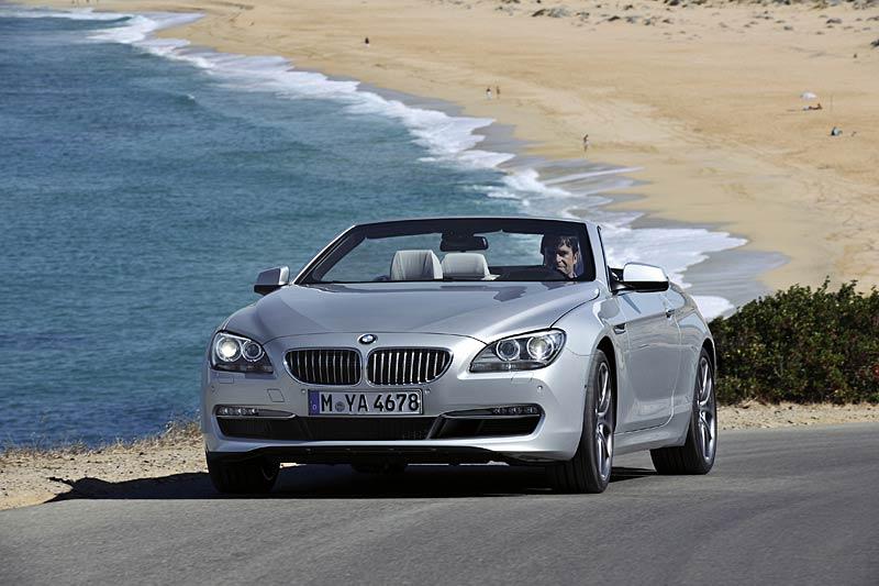 Nové BMW řady 6 se představuje jako kabriolet (+ velká fotogalerie): - fotka 30