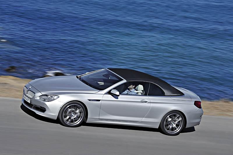 Nové BMW řady 6 se představuje jako kabriolet (+ velká fotogalerie): - fotka 31
