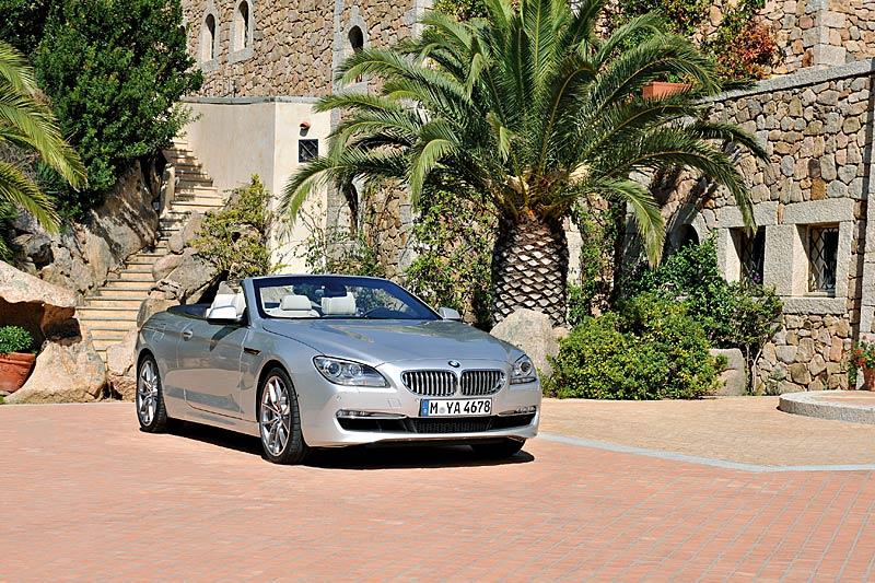 Nové BMW řady 6 se představuje jako kabriolet (+ velká fotogalerie): - fotka 32