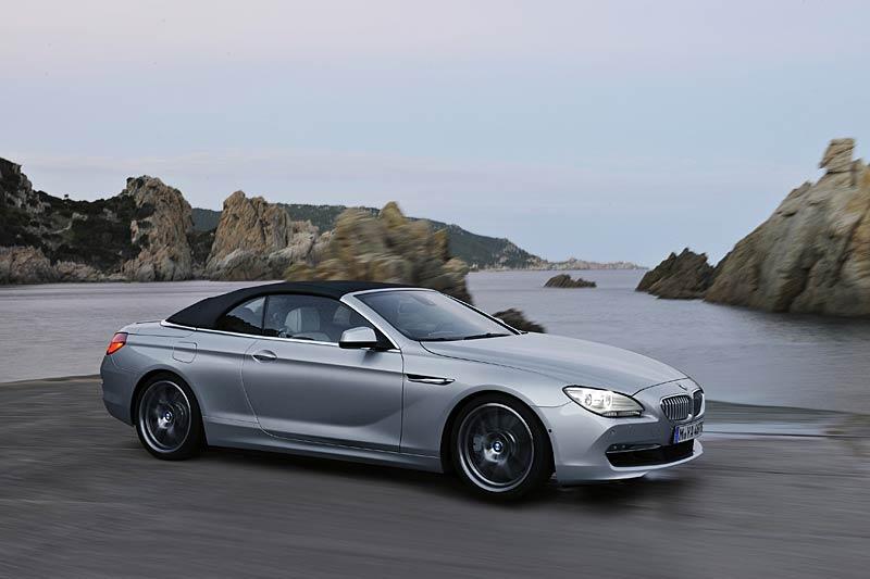 Nové BMW řady 6 se představuje jako kabriolet (+ velká fotogalerie): - fotka 33