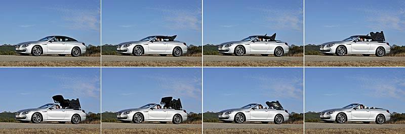 Nové BMW řady 6 se představuje jako kabriolet (+ velká fotogalerie): - fotka 34