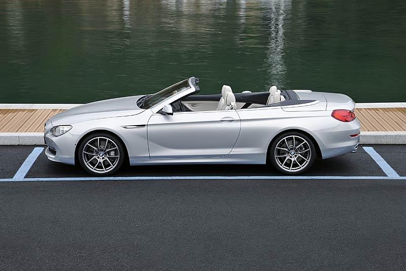 Nové BMW řady 6 se představuje jako kabriolet (+ velká fotogalerie): - fotka 35