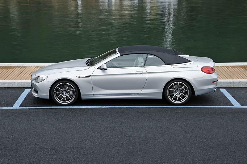 Nové BMW řady 6 se představuje jako kabriolet (+ velká fotogalerie): - fotka 36