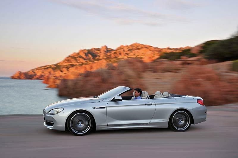 Nové BMW řady 6 se představuje jako kabriolet (+ velká fotogalerie): - fotka 37
