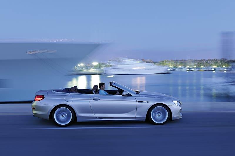 Nové BMW řady 6 se představuje jako kabriolet (+ velká fotogalerie): - fotka 38